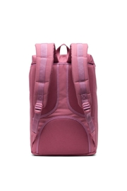Herschel Supply Co. Mid-Sized Pink Backpack - Back cropped