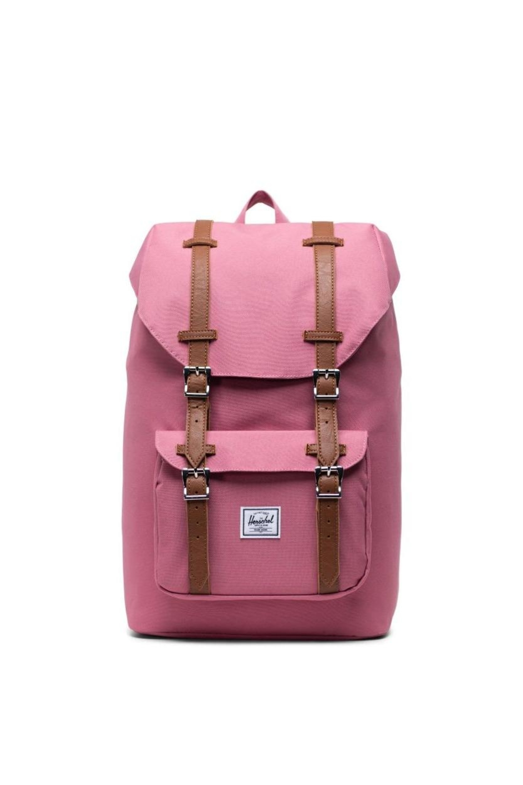 Herschel Supply Co. Mid-Sized Pink Backpack - Main Image