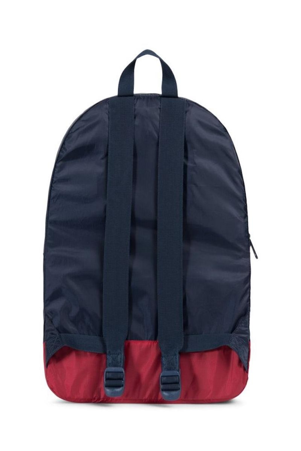 Herschel Supply Co. Navy/red Packable Daypack - Front Full Image