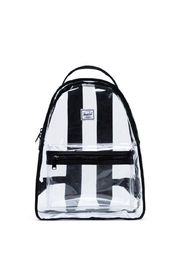 Herschel Supply Co. Nova Clear Backpack - Front cropped