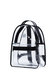 Herschel Supply Co. Nova Clear Backpack - Front full body