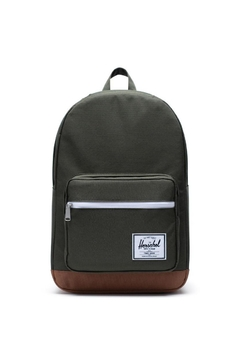Herschel Supply Co. Olive Green Backpack - Product List Image