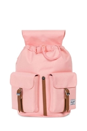 Herschel Supply Co. Peach Dawson Backpack - Front full body