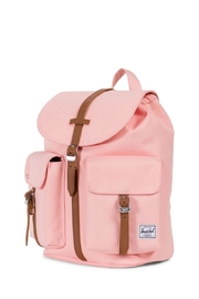 Herschel Supply Co. Peach Dawson Backpack - Side cropped