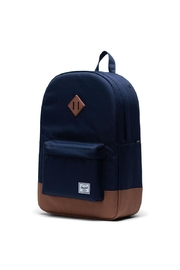 Herschel Supply Co. Peacoat Heritage Backpack - Side cropped