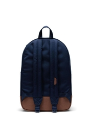 Herschel Supply Co. Peacoat Heritage Backpack - Back cropped