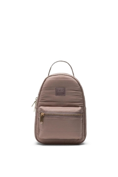 Herschel Supply Co. Quilted Mini Backpack - Product List Image