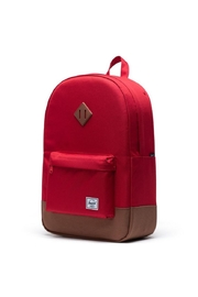 Herschel Supply Co. Red Brown Backpack - Side cropped