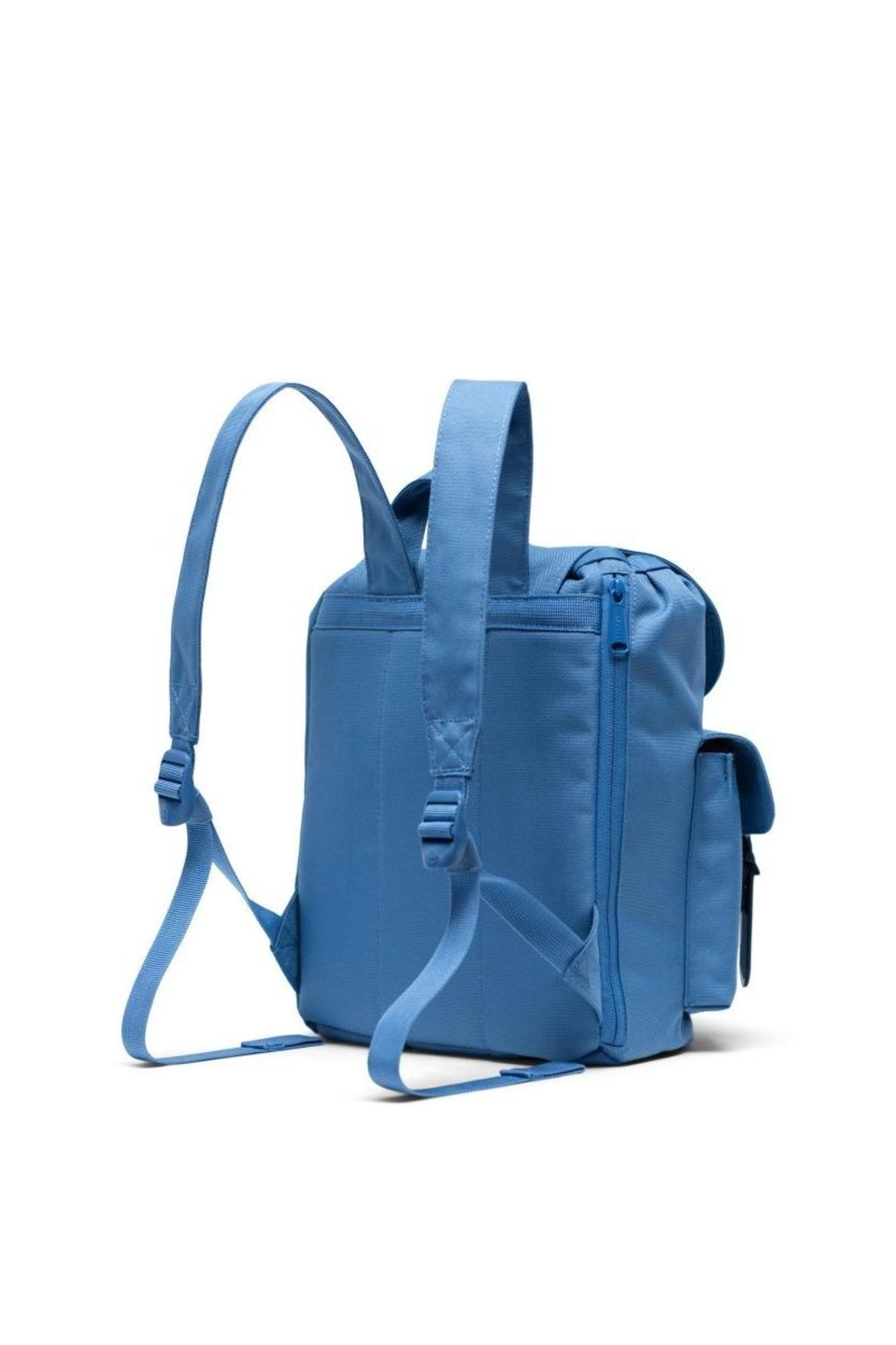 Herschel Supply Co. Small Blue Backpack - Back Cropped Image