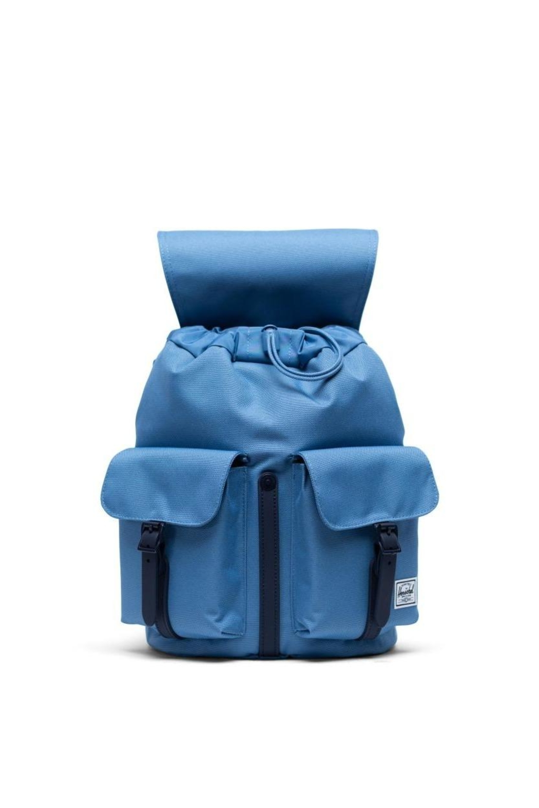 Herschel Supply Co. Small Blue Backpack - Front Full Image