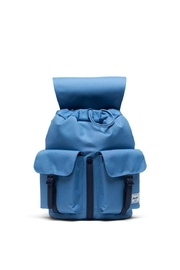 Herschel Supply Co. Small Blue Backpack - Front full body