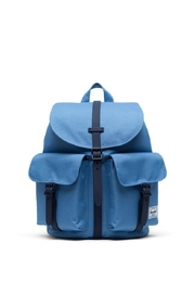 Herschel Supply Co. Small Blue Backpack - Front cropped