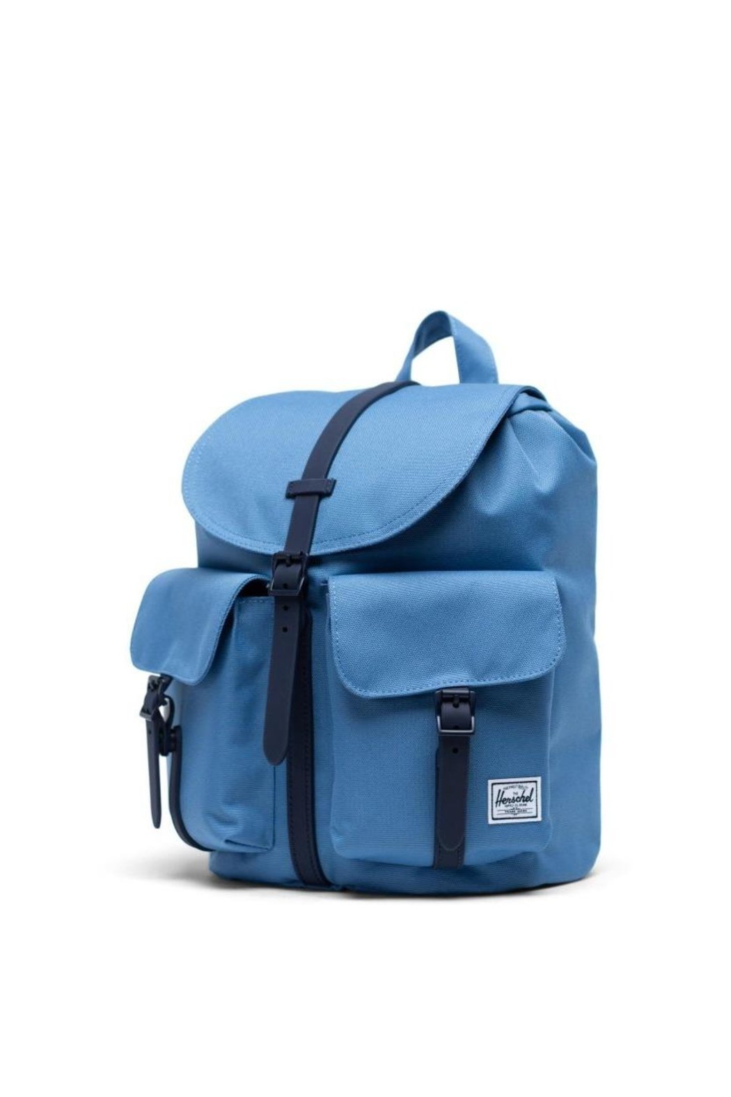 Herschel Supply Co. Small Blue Backpack - Side Cropped Image