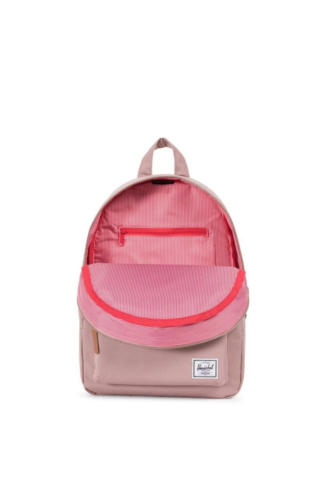 Herschel Supply Co. Small Pink Backpack - Front Full Image