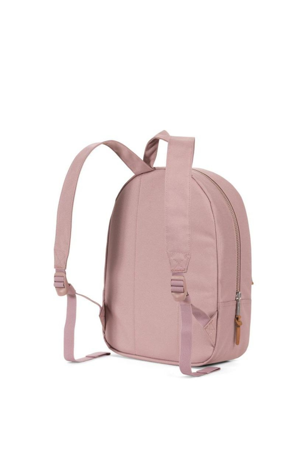 Herschel Supply Co. Small Pink Backpack - Back Cropped Image