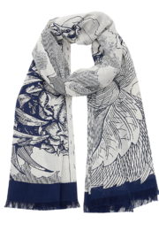 Inouitoosh Hesperides Scarf White - Product Mini Image