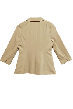 Hesperus Beige Blazer - Alternate List Image