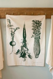 Hester & Cook Vegetables Dish Towel - Product Mini Image