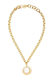 Stephanie Kantis Hex Mini Necklace - Product Mini Image