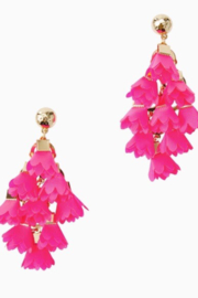 Lilly Pulitzer  Hey Bouquet Earrings - Front full body