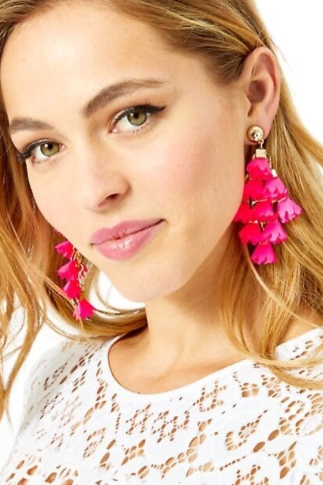 Lilly Pulitzer  Hey Bouquet Earrings - Main Image