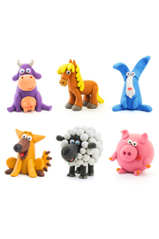 Fat Brain Toys  Hey Clay - Animals - Product Mini Image
