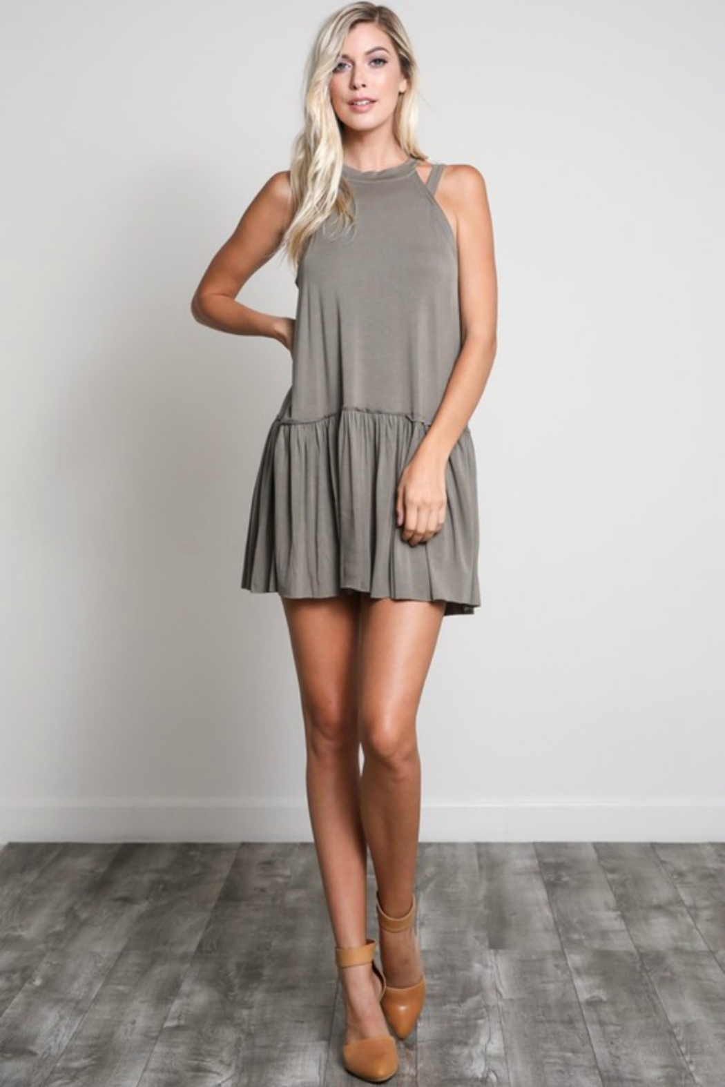 Wishlist HEY DARLING DRESS - Front Cropped Image