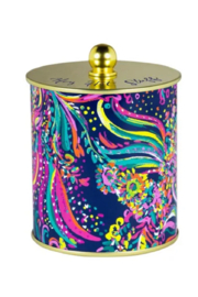 Lilly Pulitzer  Hey Hot Stuff Large Candle - Front cropped