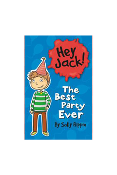 Usborne Hey Jack: The Best Pary Ever - Alternate List Image