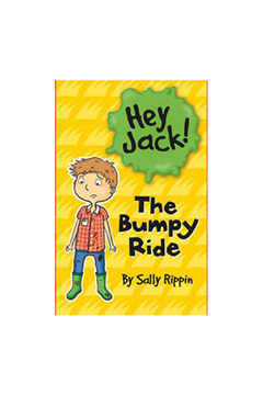 Usborne Hey Jack: The Bumpy Ride - Alternate List Image