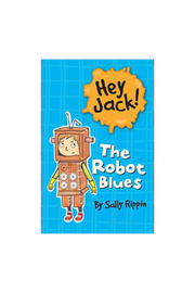Usborne Hey Jack: The Robot Blues - Product Mini Image