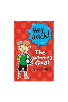 Usborne Hey Jack: The Winning Goal - Alternate List Image
