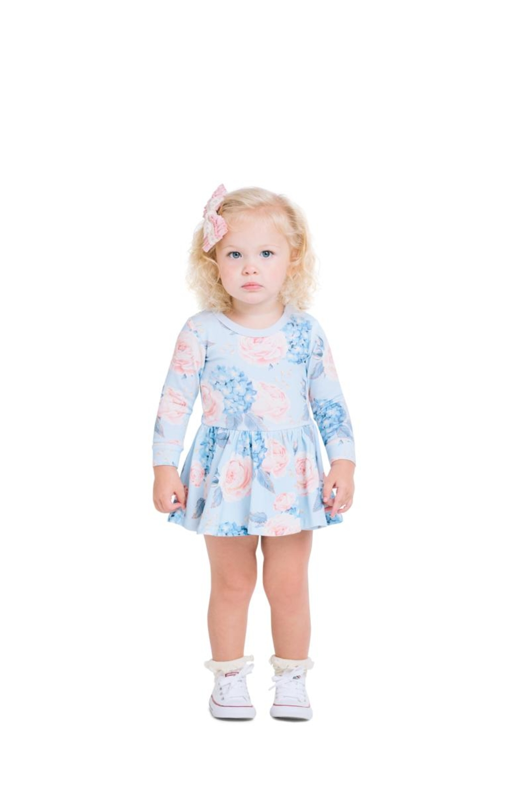 Rock Your Baby Hey Jude Dress - Side Cropped Image