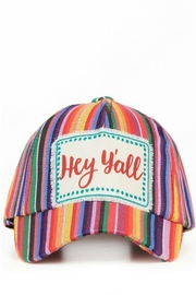 Izzie's Boutique Hey Y'all Hat - Product Mini Image