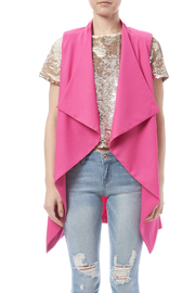 Hfve Fuchsia Vest - Side cropped