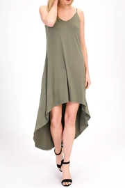 Double Zero Hi-Lo Dress - Front cropped