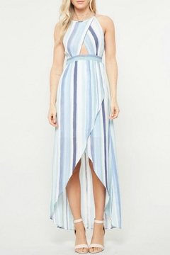 Promesa USA Hi-Lo Stripe Maxi - Product List Image