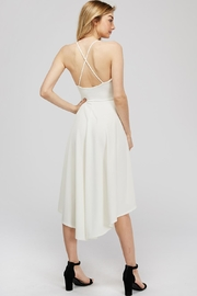 Lovely Day Hi-Lo White Dress - Other