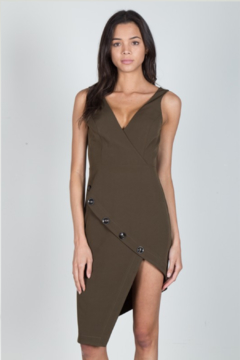 Shoptiques Product: Hi-low Asymmetrical Dress
