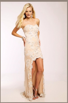 Jovani PROM Hi Low Gown - Product List Image