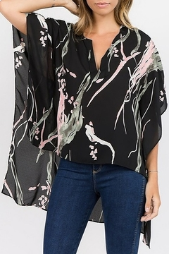 Caramela Hi-Low Kimono Top - Product List Image