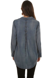 Scully Hi-Low Tie Back - Front full body