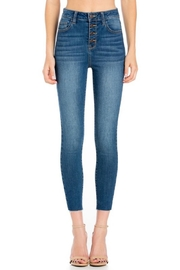 Cello Jeans Hi Rise Jean - Product Mini Image
