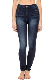 Nancy Rose Hi-Rise Skinny Jean - Product Mini Image
