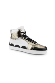 Cynthia Rowley Hi Top Sneaker - Front cropped