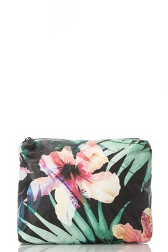 Aloha Collection Hibiscus Palms Zipper Bag - Product List Image