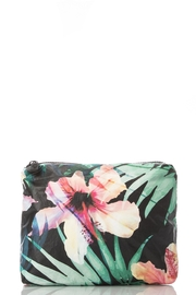 Aloha Collection Hibiscus Palms Zipper Bag - Product Mini Image