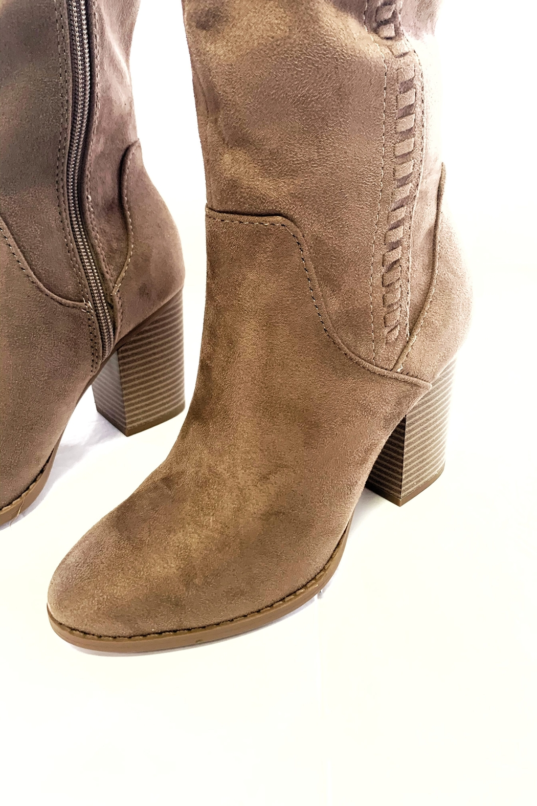 fortune dynamic Hickory Boot - Front Full Image