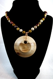 Silver Serpent Studio Hickory Mookaite Necklace - Product Mini Image