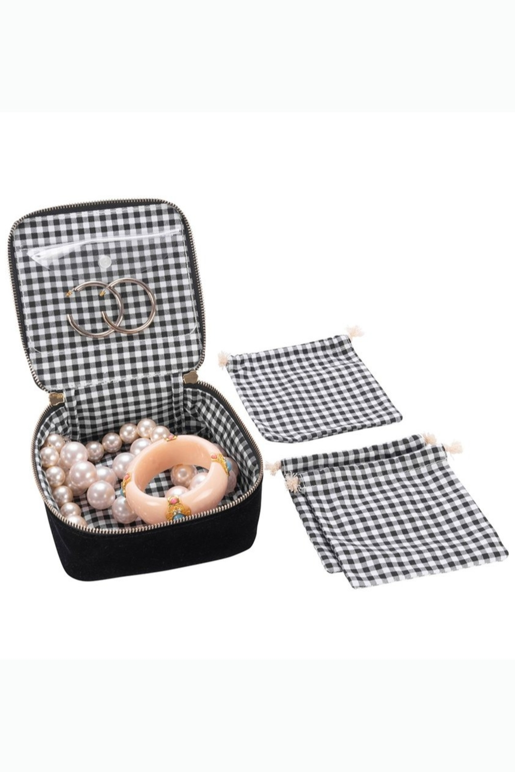 Scout Hidden Gem Travel Jewelry Case - Front Full Image